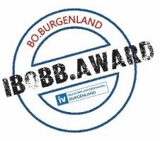 1. Platz beim BO. Burgenland Award in Zusammenarbeit mit der NMS Großpetersdorf