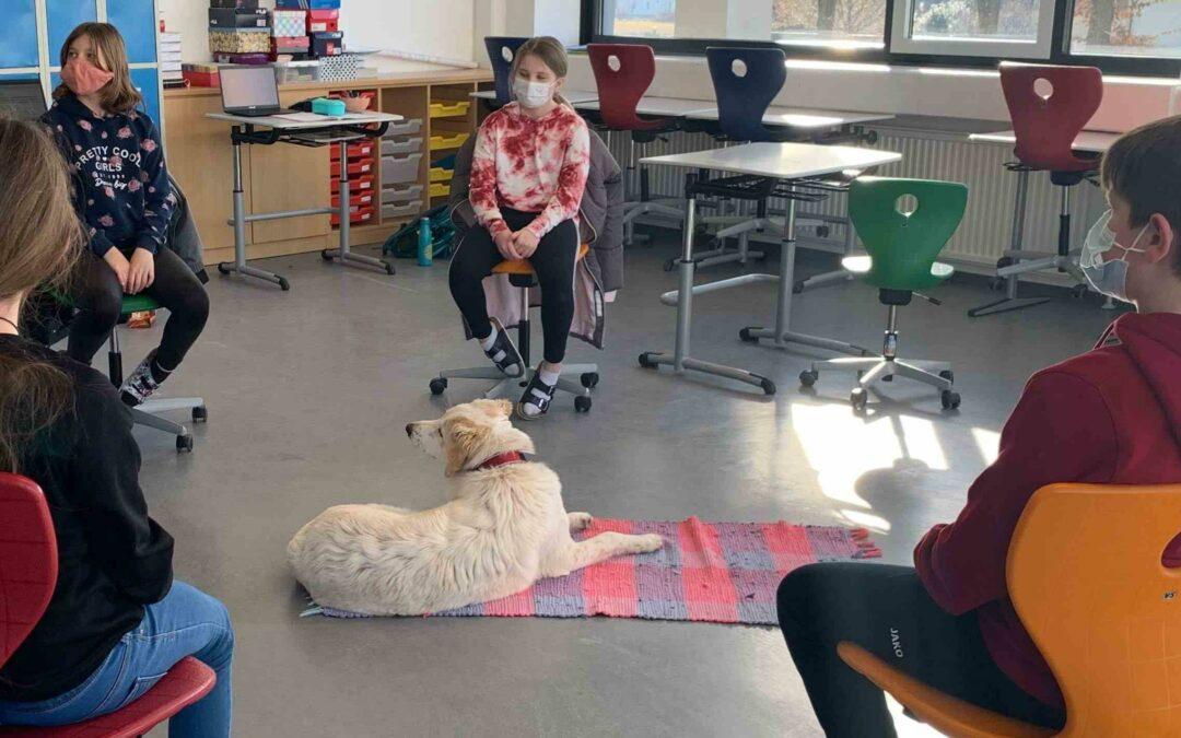 Tierische Lehrerin: Besser lernen mit Eleni